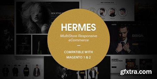 ThemeForest - Hermes v2.3.4 - Multi-Purpose Premium Responsive Magento 2 & 1 Theme - 15490265