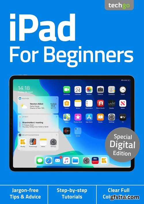 iPad For Beginners - Nr5, August 2020
