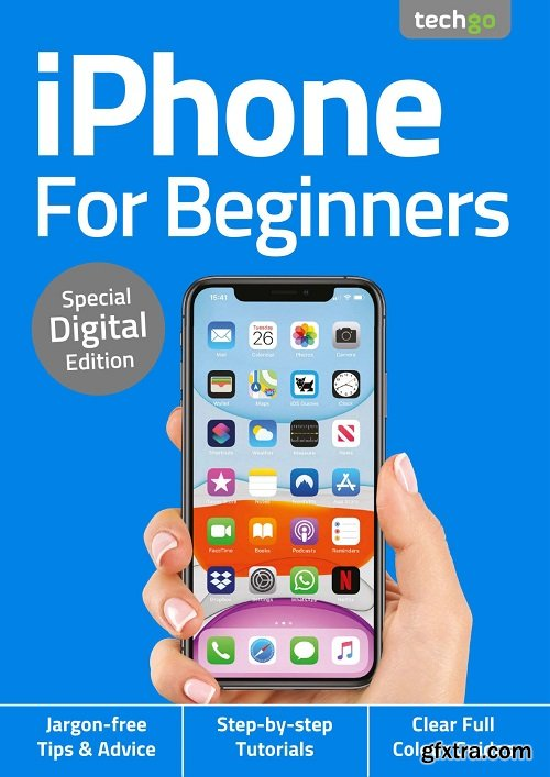 iPhone For Beginners - Nr5, August 2020
