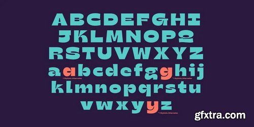 Gulfs Display Font Family