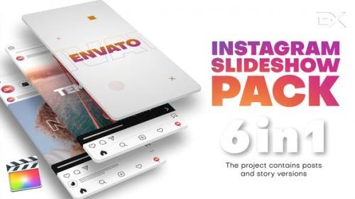 Videohive - Instagram Slideshow Pack