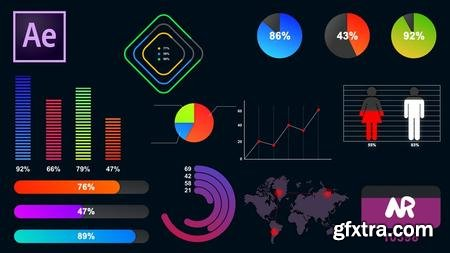 After Effects: Amazing Infographics and Data Visualization