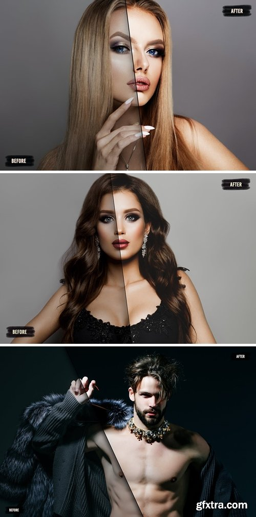 50 Fashion - LUTs (Look Up Tables)
