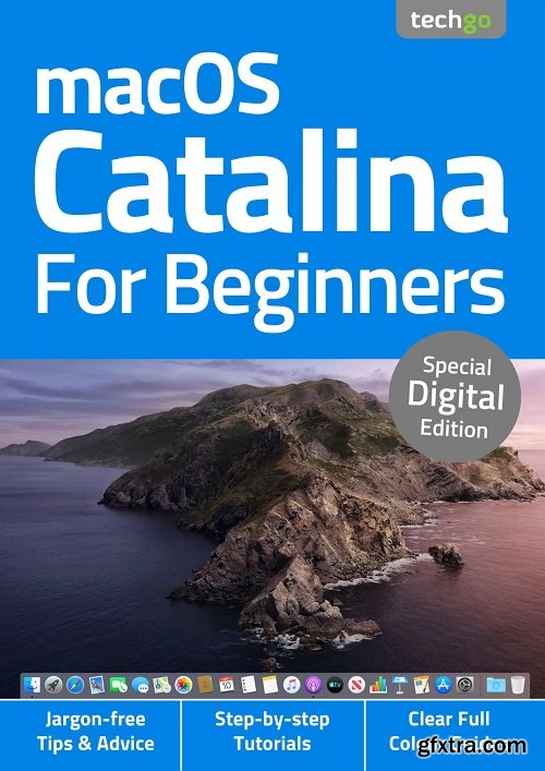 macOS Catalina For Beginners - No5, August 2020