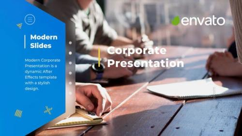 Videohive - Modern Corporate Presentation