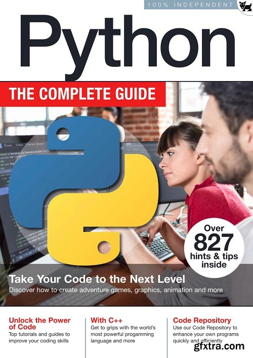 Python The Complete Guide - August 2020