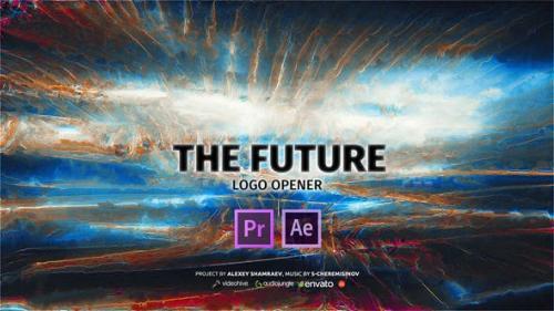 Videohive - Glitch Logo Opener | The Future
