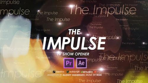 Videohive - The Impulse | TV Show Opener