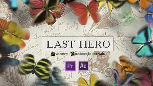 Videohive - Vintage Slideshow Bundle - Last Hero