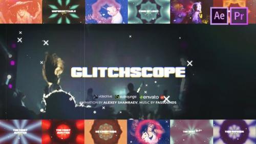 Videohive - GlitchScope   Event Promo