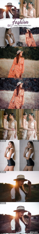 CreativeMarket - Fashion Lightroom Presets Vol. 2 27933198