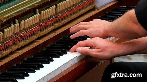 Klavier spielen lernen - Die 5 Minuten Piano Challenge