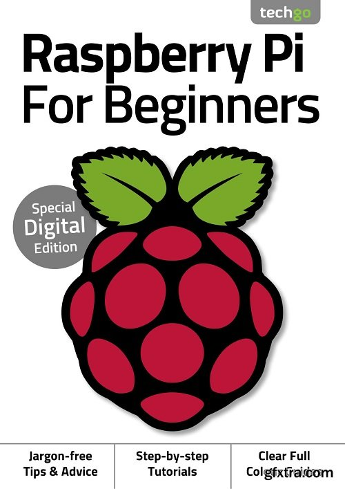 Raspberry Pi For Beginners - No5 August 2020