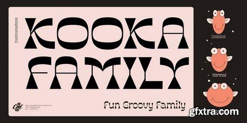 Kooka Font Family