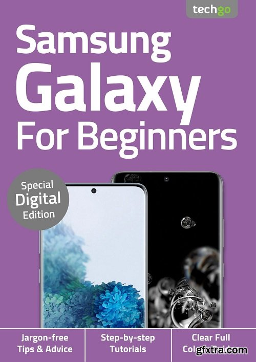 Samsung Galaxy For Beginners - No.5 August 2020