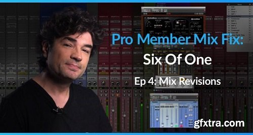 PUREMIX Pro Member Mix Fix Six Of One Episode 4 Mix Revisions TUTORiAL-SYNTHiC4TE