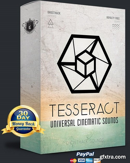 Ghosthack Tesseract Universal Cinematic Sounds MULTiFORMAT-FLARE