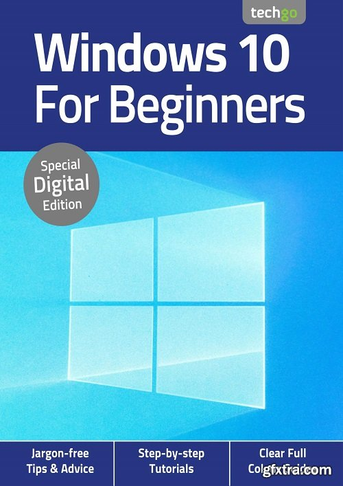 Windows 10 For Beginners - No5 August 2020