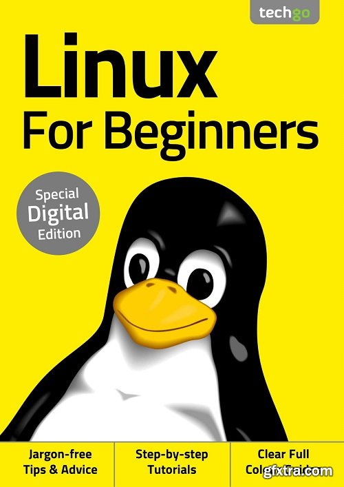 Linux For Beginners - 3rd Edition August 2020