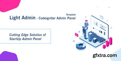 CodeCanyon - CI StartUp Admin Panel Template v1.0 + Login Auth - 24125819