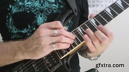 Metal and Rock Creative Guitar Techniques