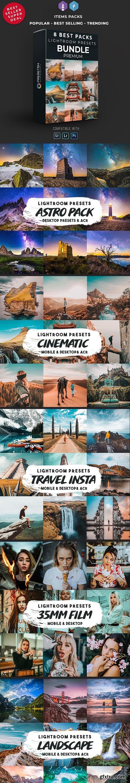 GraphicRiver - Lightroom Presets Bundle by presetsh 28211403