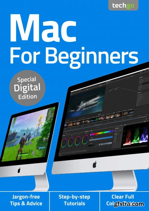 Mac for Beginners - 3rd Edition 2020