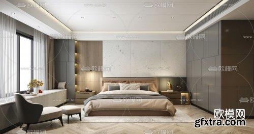 Modern Style Bedroom 462