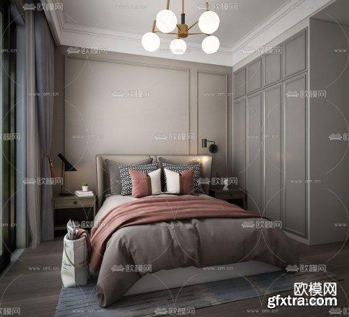 Modern Style Bedroom 463