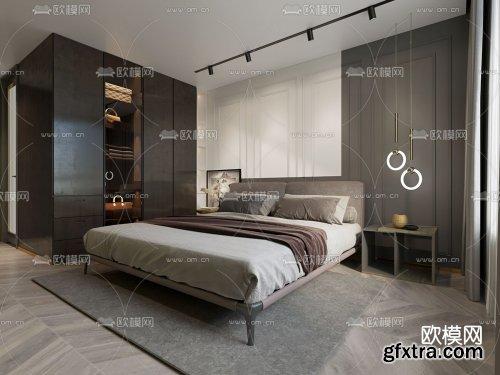 Modern Style Bedroom 467