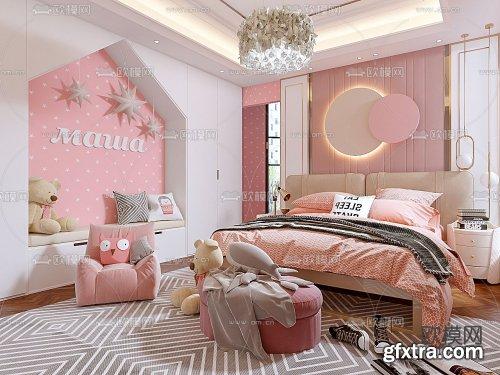 Modern Style Bedroom 468