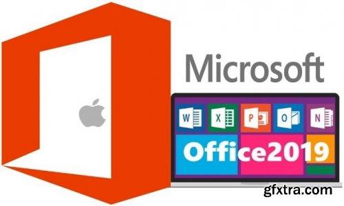 Microsoft Office 2019 for Mac 16.40 VL Multilingual