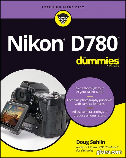 Nikon D780 For Dummies