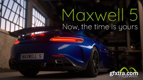NextLimit Maxwell 5 version 5.1.0 for 3ds Max