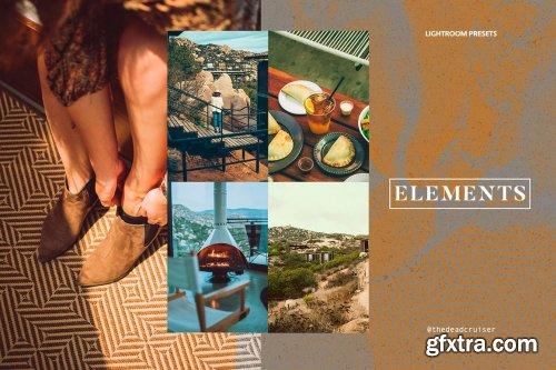 CreativeMarket - 12 Elements Lightroom Preset Bundle 4951507