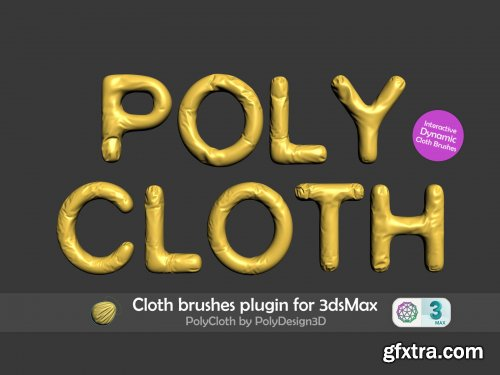 PolyCloth for 3ds Max
