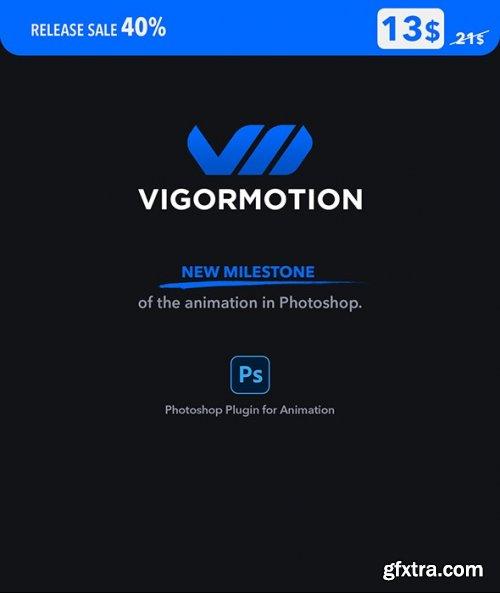 GraphicRiver - Vigormotion Photoshop Plugin for Animation 28328273