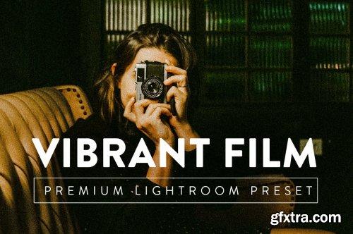 CreativeMarket - VIBRANT FILM Pro Lightroom Preset 5267391