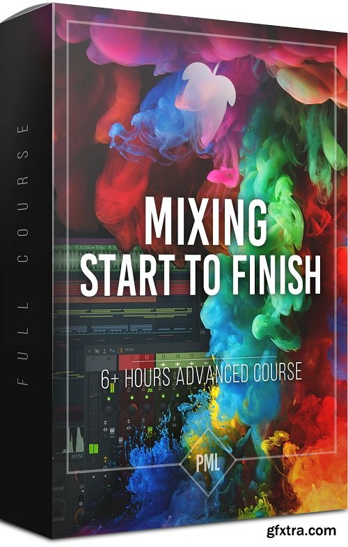 Production Music Live Full Mixing Course from Start to Finish in FL Studio TUTORiAL