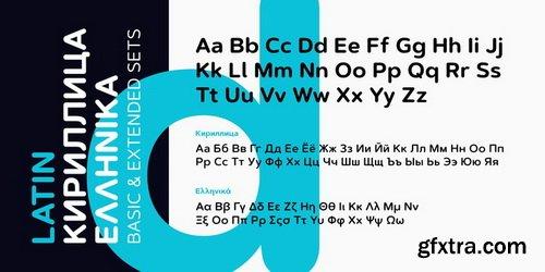 Artegra Soft Font Family