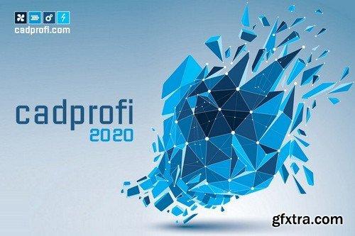 CADprofi 2020.12 Build 200903 (x64) Multilingual
