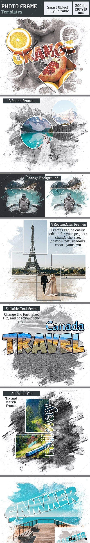 GraphicRiver - Universal Frames Templates 28046901