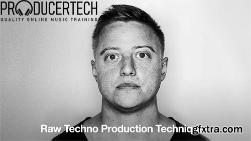 ProducerTech Raw Techno Production Techniques TUTORiAL-HiDERA