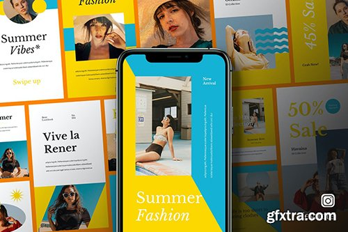 Beav - Fashion Business Instagram Keynote