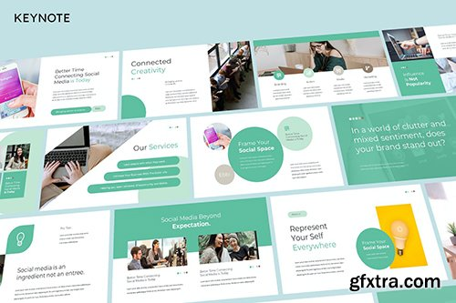 Ebbi - Education Theme Keynote Slides