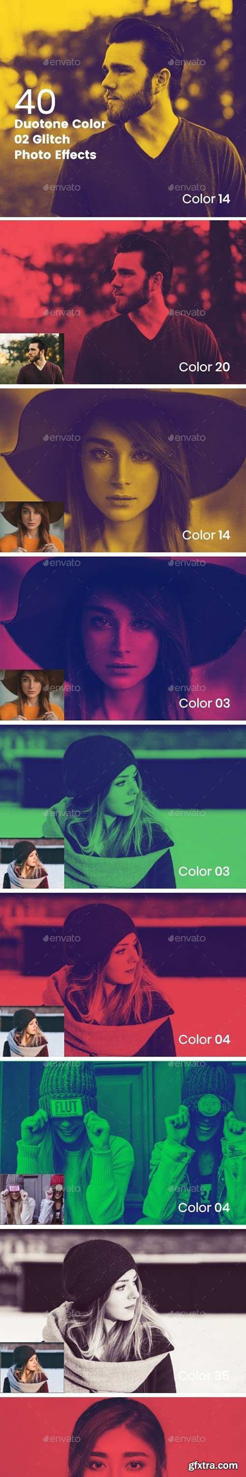 GraphicRiver - Duotone Color Effects Photo Template 27693687
