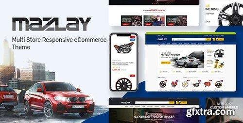 ThemeForest - Mazlay v1.0 - Car Accessories Prestashop Theme - 28430102