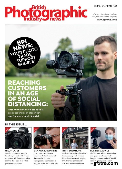 British Photographic Industry News - September/October 2020