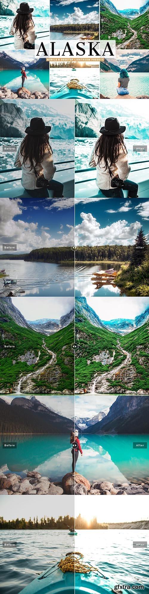 CreativeMarket - Alaska Pro Lightroom Presets 5333858