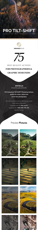 GraphicRiver - Professional Tilt-Shift Photoshop Actions 28114444